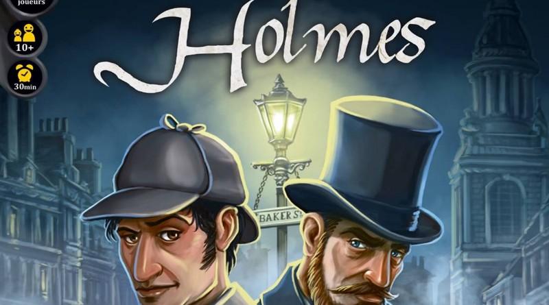 Jeudice - Iello - Holmes Sherlock Contre Moriarty