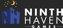 Jeudice - Ninth Haven Games - Logo
