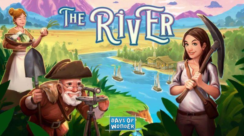 Jeudice - Days Of Wonder - The River