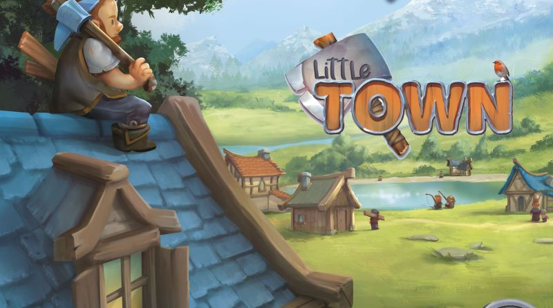 Jeudice - Iello - Studio GG - Little Town
