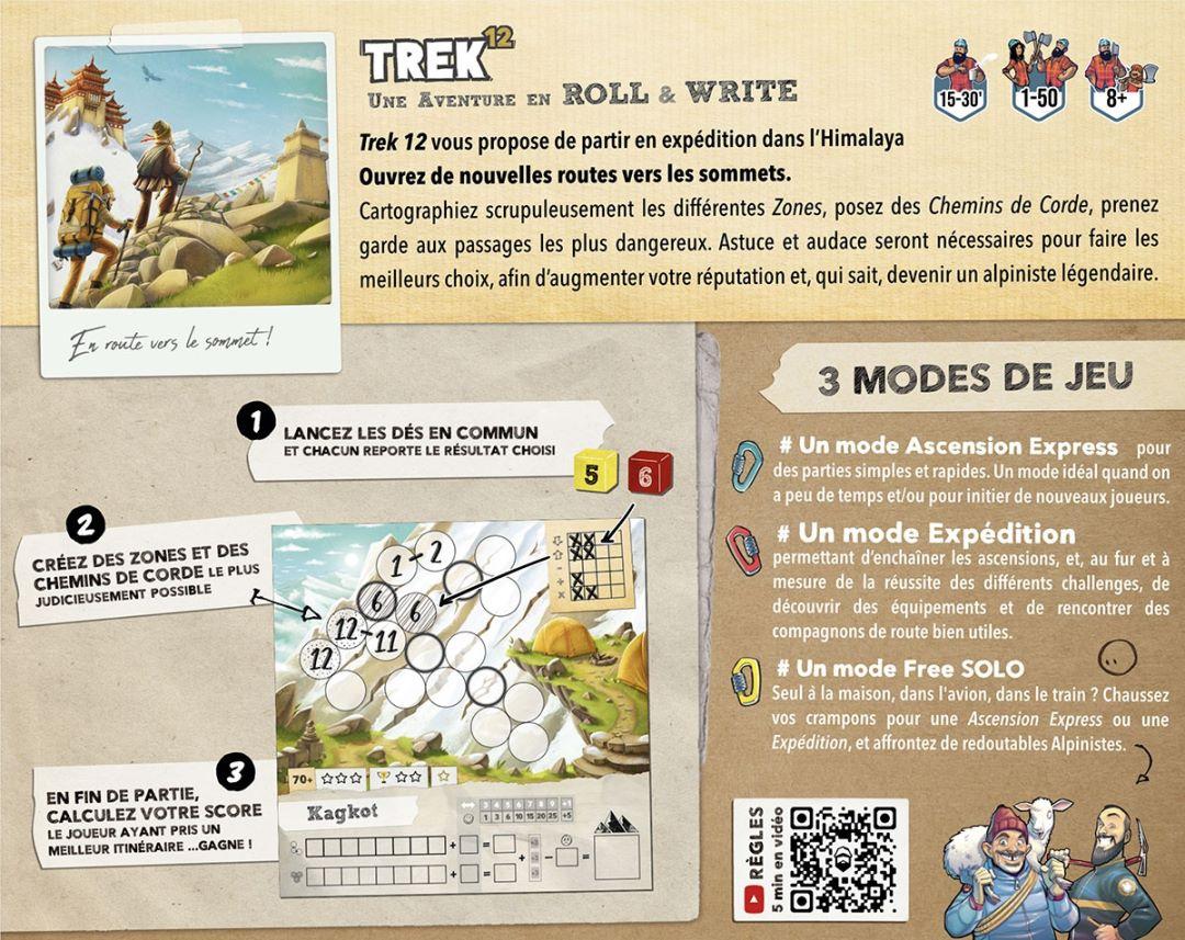Jeudice - Lumberjacks - Trek 12