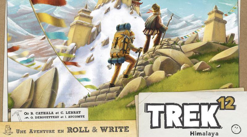 Jeudice - Lumberjacks - Trek 12 - Noel 2020