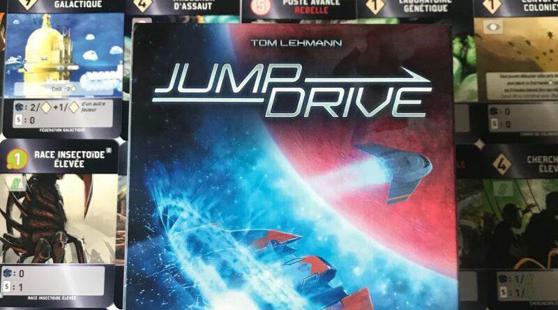 Jeudice - Matagot - Jump Drive