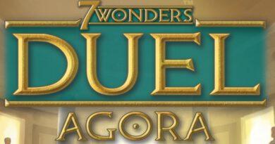 Jeudice - Repose Production - 7 Wonders Duel Agora