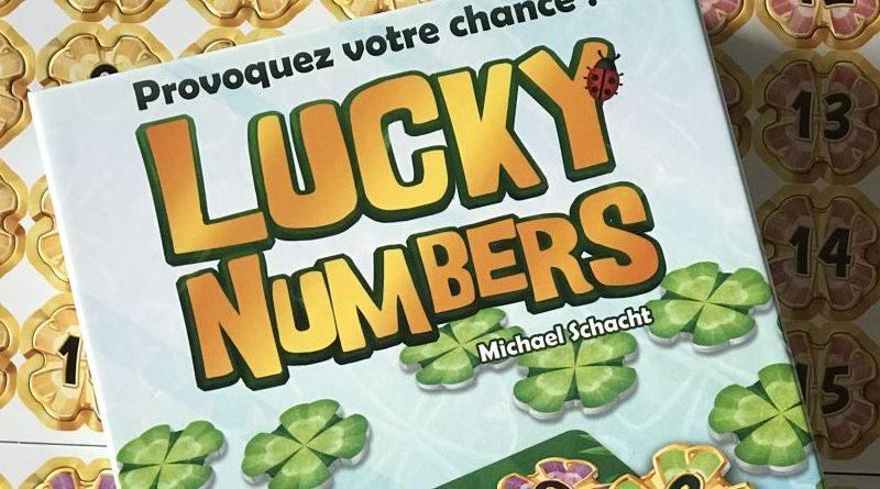 Jeudice - Tiki Edition - Lucky Numbers