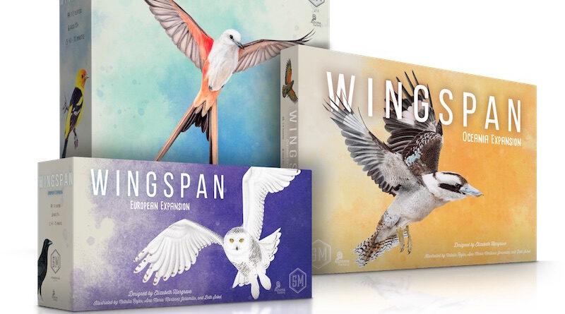 Jeudice - Sonemaier - Matagot - Wingspan Oceania