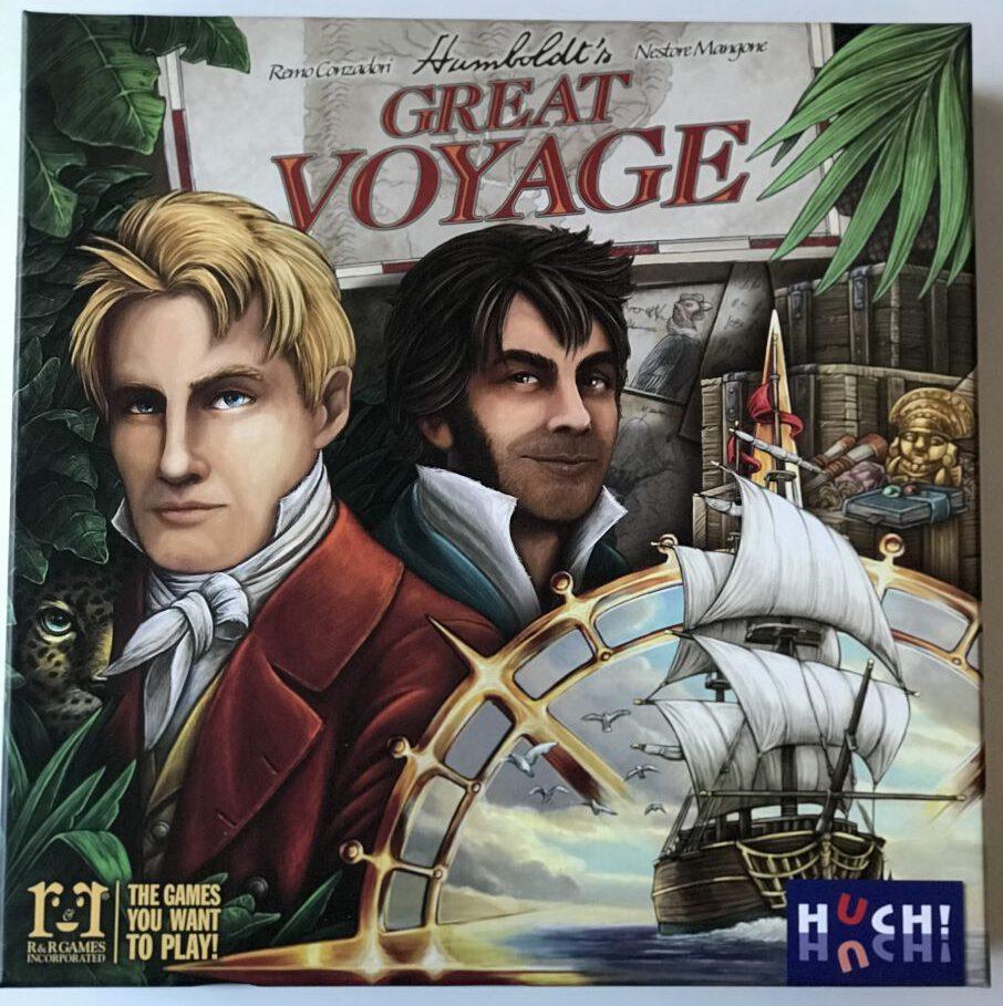 Jeudice - Atalia - huch - humboldt's Great Voyage