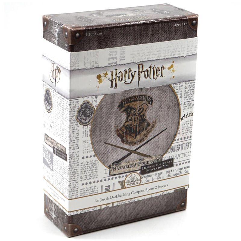 jeudice - Usaopoly - Harry Potter bataille à Poudlard - Defense contre les forces du mal