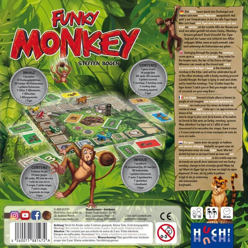Jeudice - Atalia - Huch - Funky Monkey