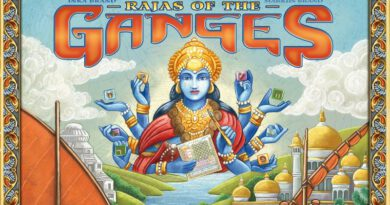 Jeudice - Atalia - Huch - Rajas Of The Ganges - The Dice Charmers