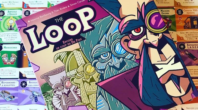 Jeudice - Catch Up Games - The Loop - Noel 2020