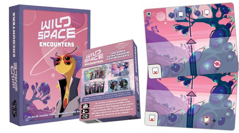 Jeudice - Catch Up Games - Wild Space Encounters