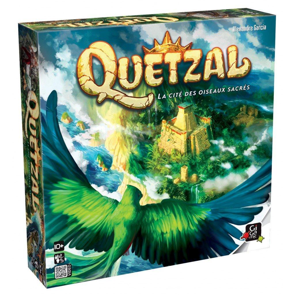Jeudice - Gigamic - Quetzal