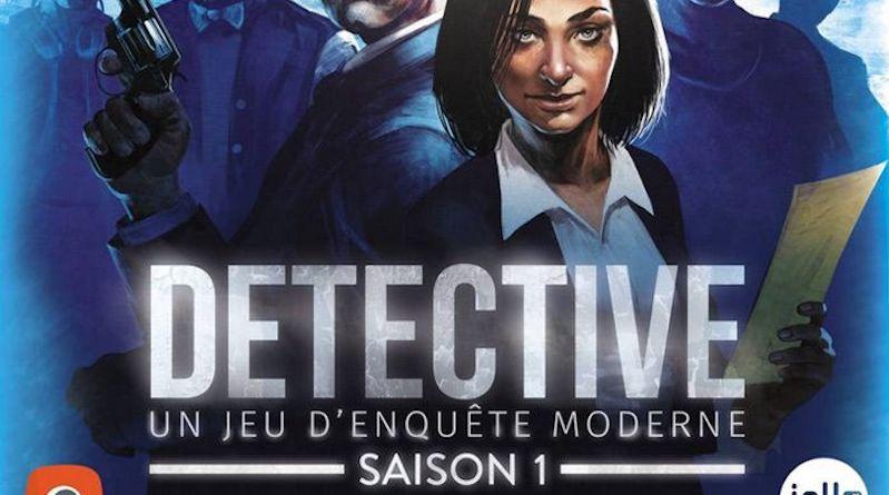 Jeudice - Iello - Detective Saison 1 - Noel 2020