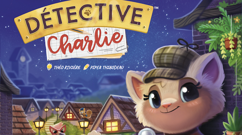 Jeudice - Loki - Detective Charlie - Noel 2020