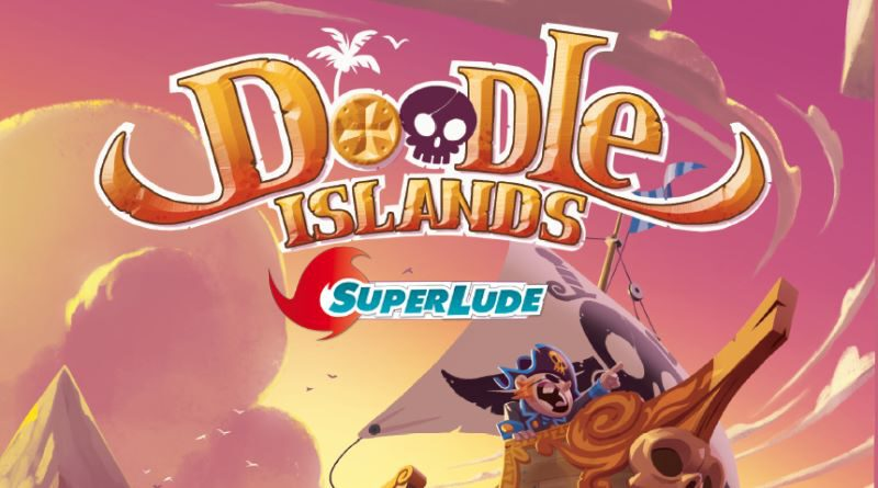 Jeudice - Superlude - Doodle Islands