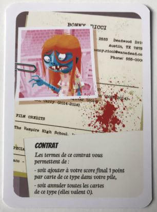 Jeudice - Bad Taste Games - B-Movie - Jeu de société - Ambiance - Bluff