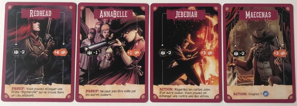 Jeudice - Boom Boom Games - The Few and Cursed