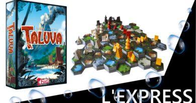 Jeudice - Ferti Games - (Express) 👉 Taluva