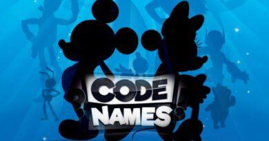Codenames Disney Famille