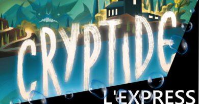 Jeudice - Osprey Games - Origames - Cryptide