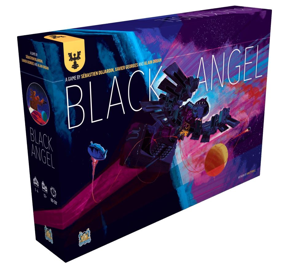 Jeudice - Pearl Games - Express - (Express) 👉 Black Angel