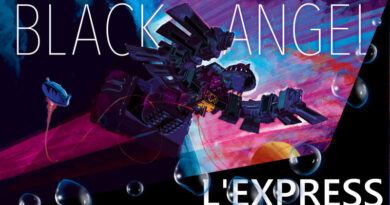 Jeudice - Pearl Games - Express - Black Angel