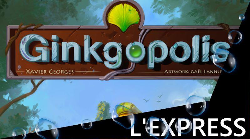 Jeudice - Peral Games - Funforge - Ginkgopolis