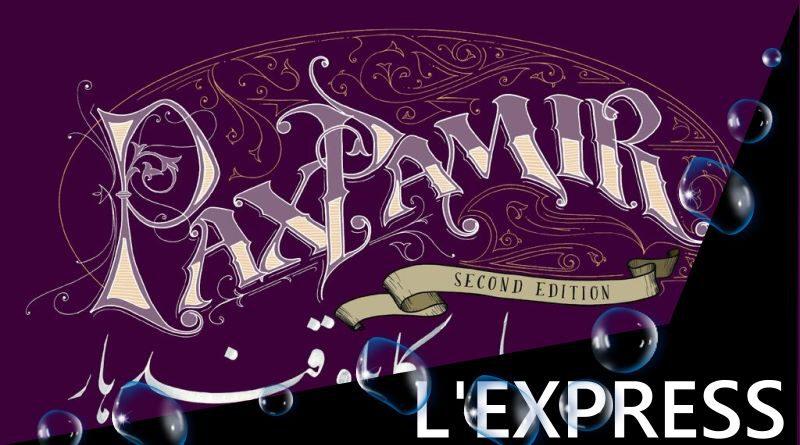 Jeudice - Pixie Games - Express Pax Pamir 2 édition