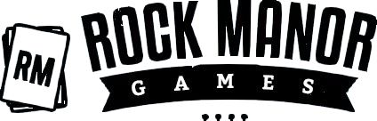 Jeudice - Rock Manor Games - Logo