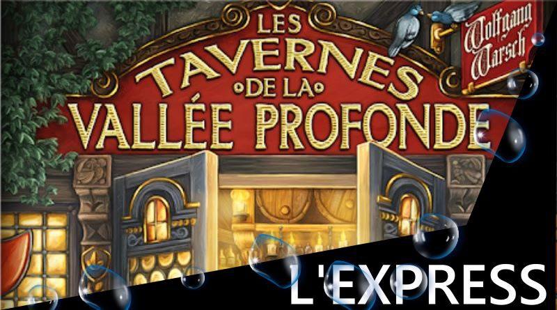 Jeudice - Schmidt - Pixie Games - Tavernes de la Vallée Profonde
