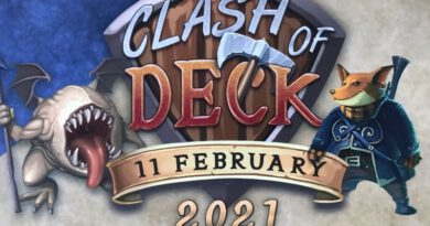 Jeudice - Grammes Edition - Clash Of Deck Kickstarter
