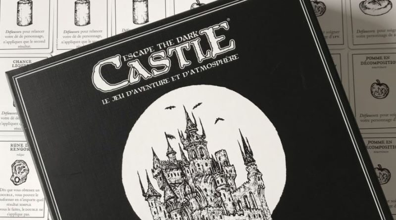 Jeudice - Exod Games - Themeborne - Escape The Dark Castle