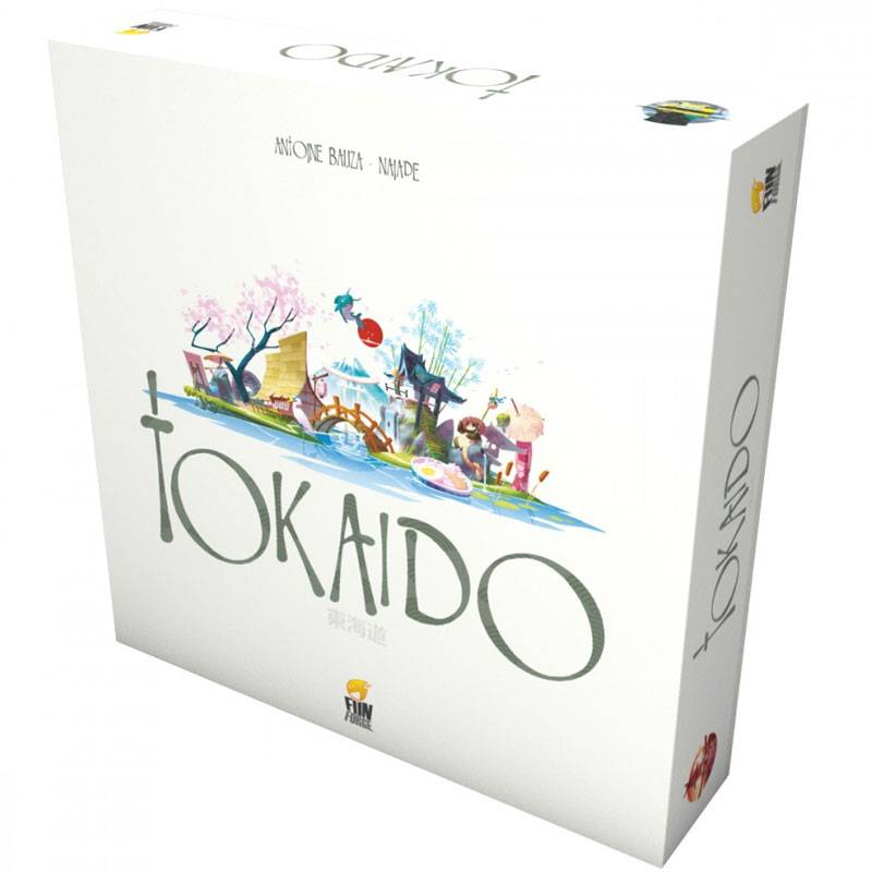 Jeudice - Fun Forge - Tokaido