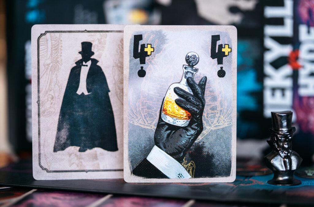 Jeudice - Mandoo Games - Jekyll Vs Hyde