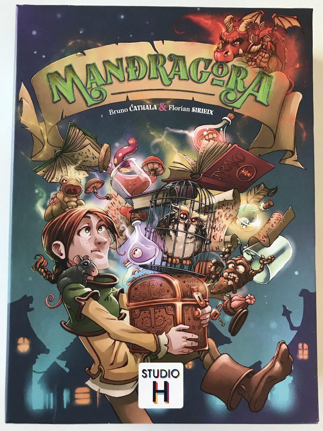 Jeudice - Studio H - Mandragora