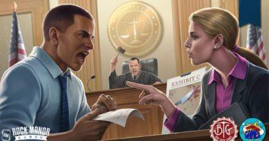 Jeudice - Rock Manor Games - Boom Boom Games - Bad Taste Games - Objection