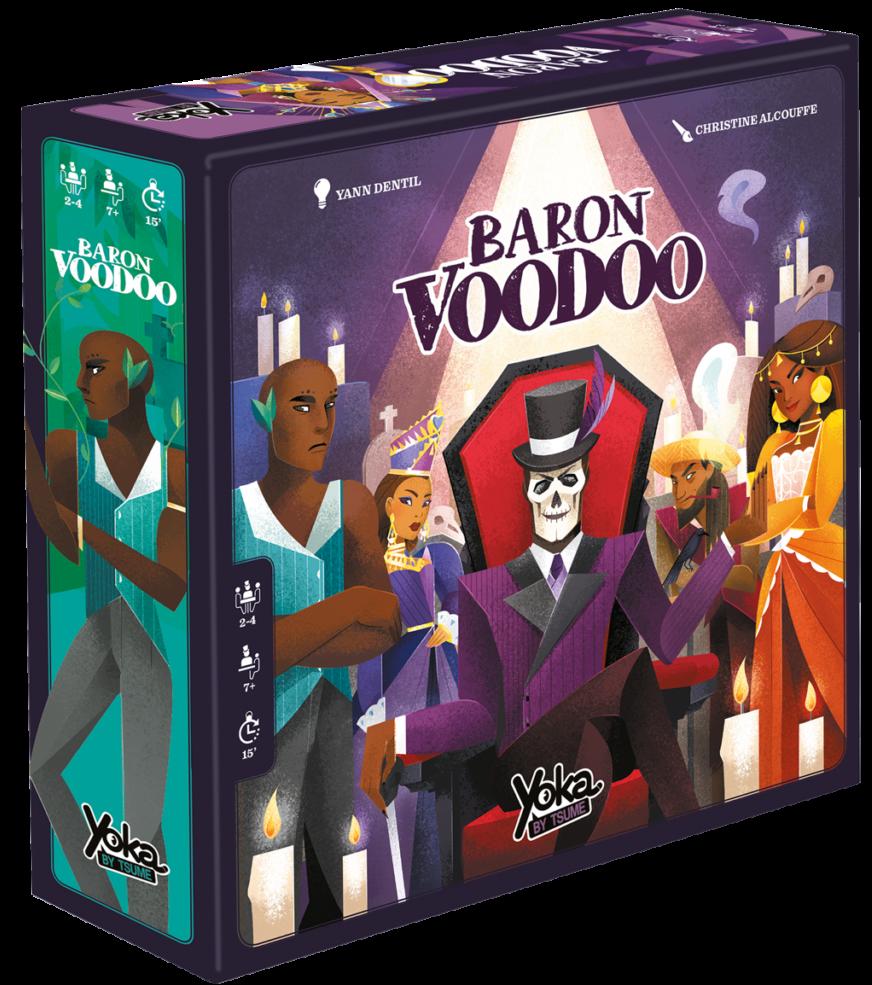 Jeudice - Yoka By Tsume - Baron Voodoo
