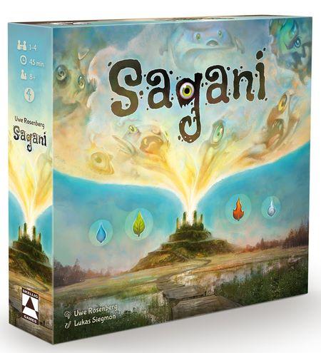 Jeudice - Skellig Games - Funforge - Sagani
