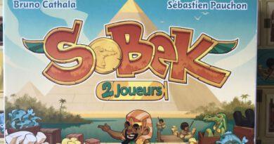 Jeudice - Catch Up Games - Sobek 2 joueurs