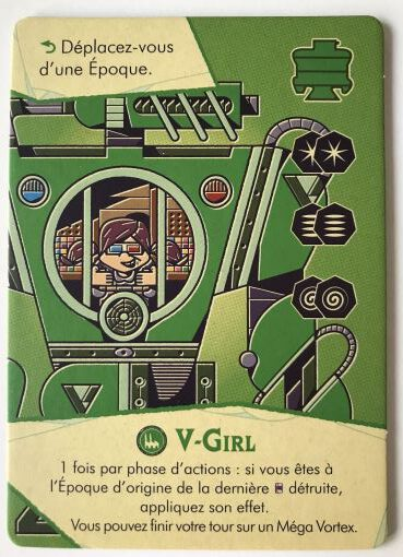 Jeudice - Catch Up Games - The Loop - V-Girl
