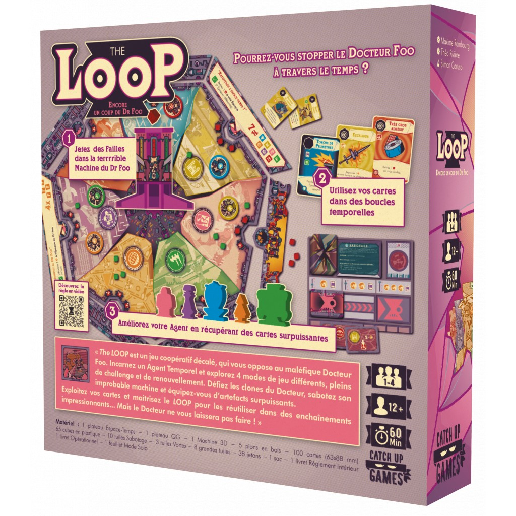 Jeudice - Catch Up Games - The Loop