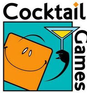 Jeudice - Cocktail Games - Logo