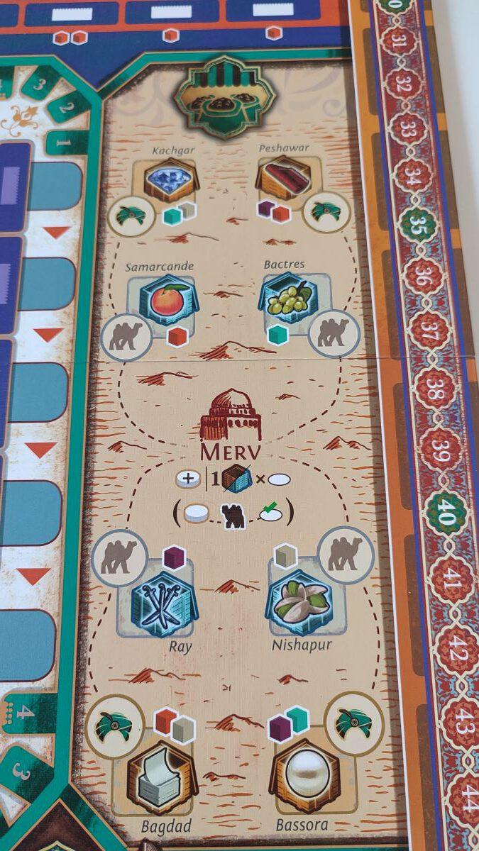 Jeudice - Osprey Games - Atalia - Merv