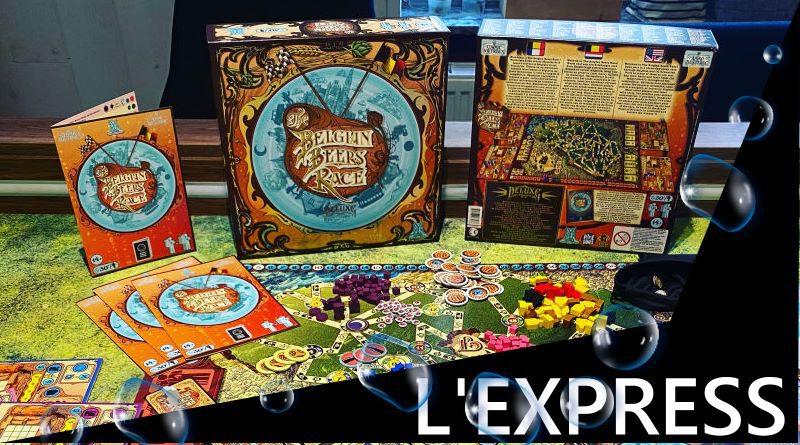 Jeudice - BYR Games - The Belgian Beers Race