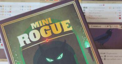 Jeudice - Nuts Publishing - Mini Rogue