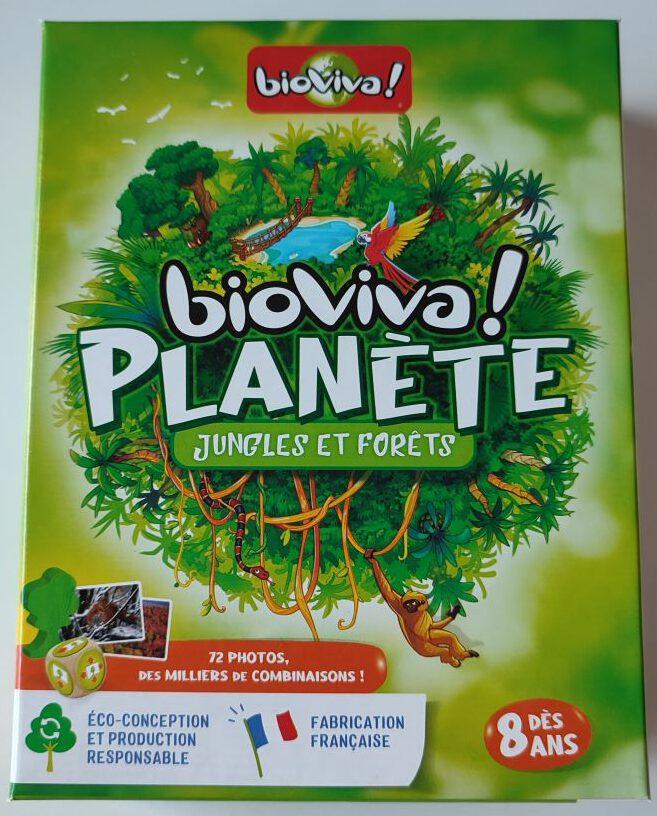 Jeudice - Bioviva Planète Jungles et Forêts