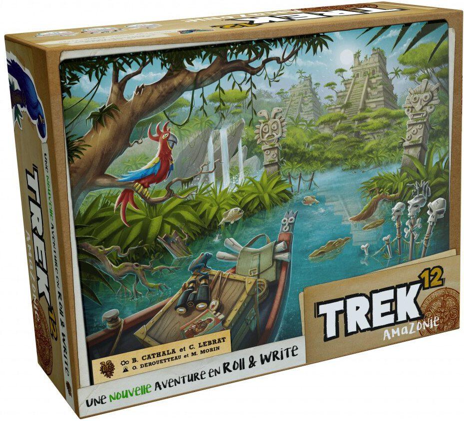 Jeudice - Lumberjacks - Trek 12 Amazonie