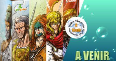 Jeudice - Origames - Imperium Antique